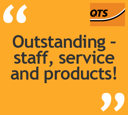 Outstanding - staff, service and products!