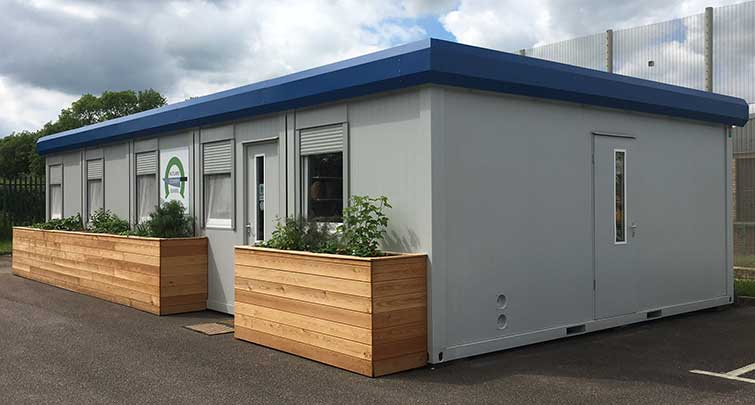 Concept Accomodation - New and Used Portable Buildings