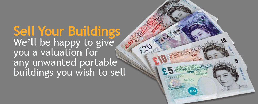 Sell your portable building
