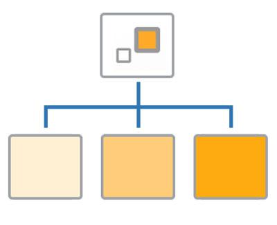 Concept Accommodation - sitmap logo