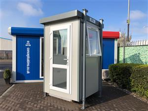 New Plastisol Gatehouse Unit