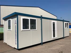 New Plastisol Open Plan Unit