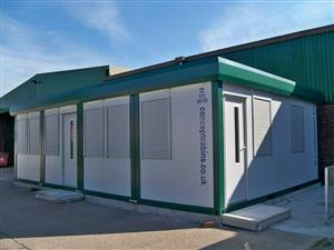 New Executive Modular Building