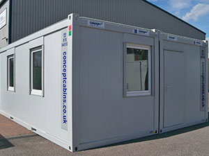 New Contract Modular Building